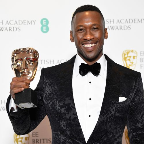 BAFTA apdovanojimų ceremonija  © Scanpix nuotr.