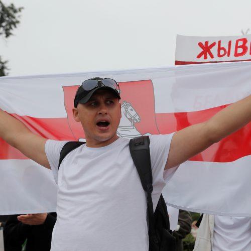 """Minske – """"Naujosios Baltarusijos eitynės"""""""