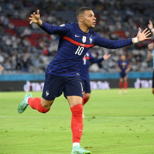 EURO 2020: Prancūzija – Vokietija 1:0  © Scanpix nuotr.