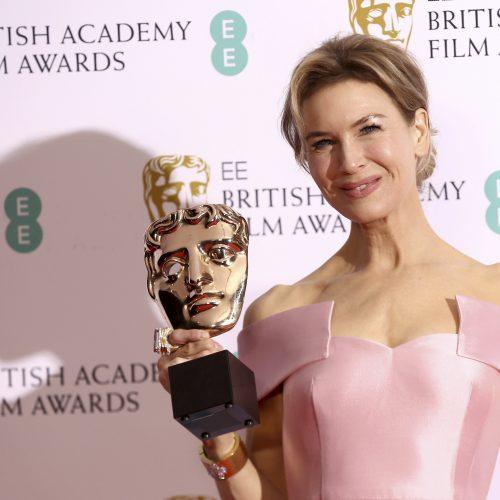 73 kartą paskelbti BAFTA laimėtojai