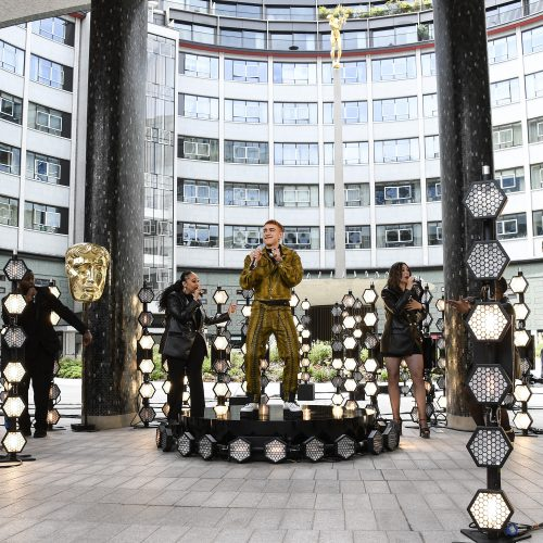 2021-ųjų BAFTA televizijos apdovanojimai