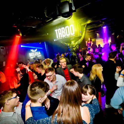 """""""Taboo"""" klubas žada įsimintiną žiemos sezoną  © tomasfoto.lt nuotr."""