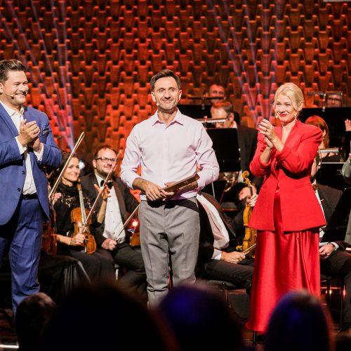 """Muzikinio projekto """"Maestro"""" finalas"""
