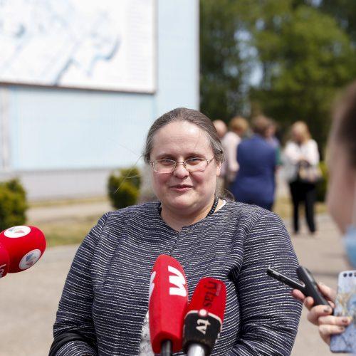 LVŽS Naisiuose susirinko į tarybos posėdį  © M. Morkevičiaus / ELTOS nuotr.