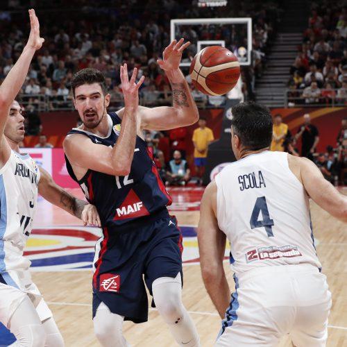 Pasaulio krepšinio čempionatas: Argentina – Prancūzija