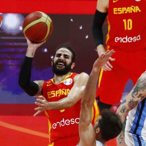 Pasaulio krepšinio čempionato finalas: Ispanija – Argentina  © Scanpix nuotr.