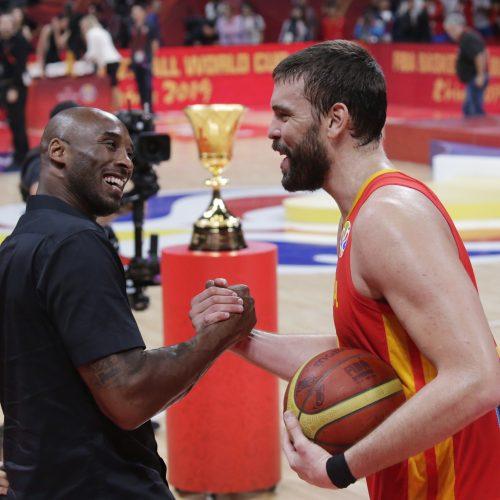 Pasaulio krepšinio čempionato finalas: Ispanija – Argentina