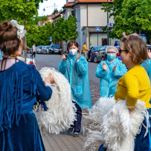 Vaikų gynimo diena Klaipėdoje  © Aurimo Skirmanto nuotr.