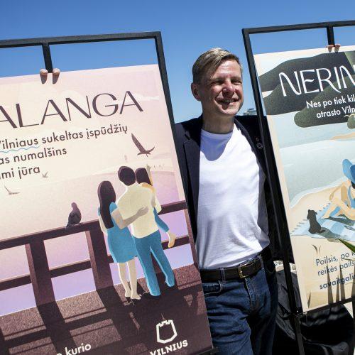 Vilniuje – turizmo skatinimo kampanijos pristatymas