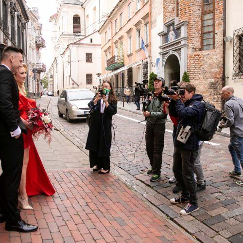 N. Bunkės ir E. Eidėjaus vestuvės  © L. Balandžio ir Ž. Gedvilos / Fotobanko nuotr.