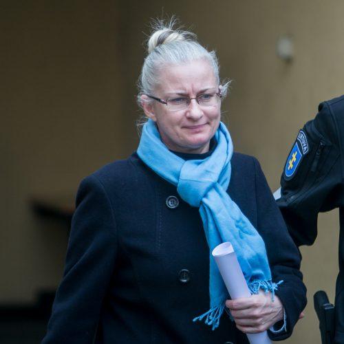 N. Venckienei Kauno teisme paskirtas dviejų mėnesių suėmimas