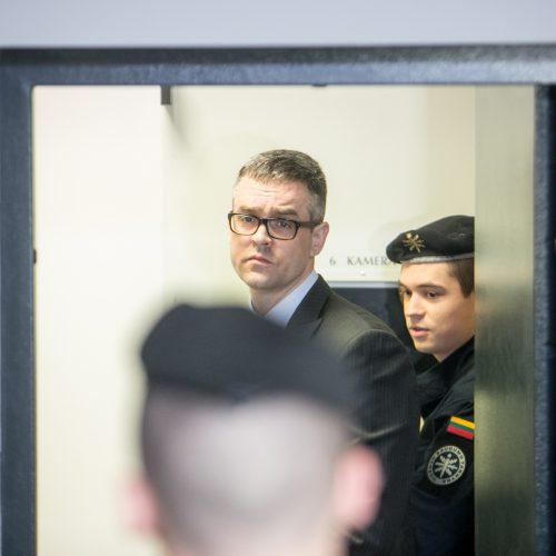 Teismas ėmėsi garsiausios pastarojo meto užsakomosios žmogžudystės bylos  © Vilmanto Raupelio nuotr.