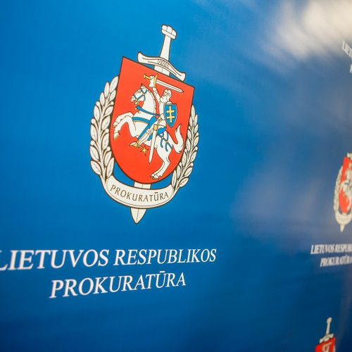 Konferencija apie masines kratas visoje Lietuvoje  © Vilmanto Raupelio nuotr.