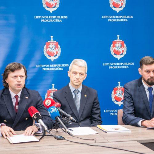 Konferencija apie masines kratas visoje Lietuvoje