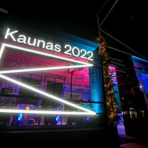 KEKS 2022 šventiniame vakare – partneriai ir Kauno šviesuomenė