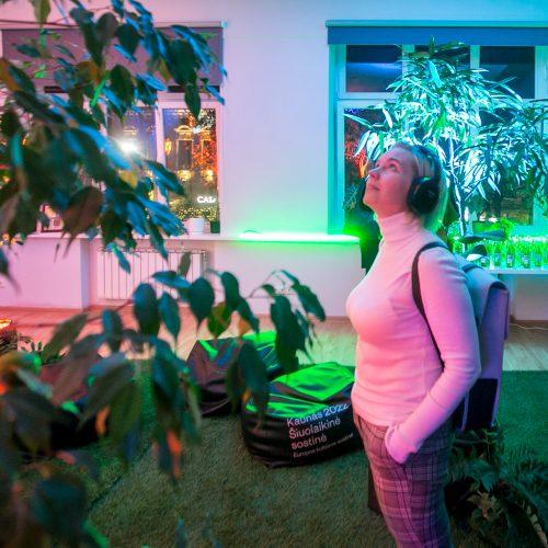 KEKS 2022 šventiniame vakare – partneriai ir Kauno šviesuomenė  © Vilmanto Raupelio nuotr.