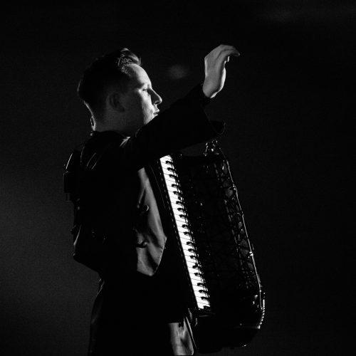 """M. Levickio koncertas """"Cinema"""" Vilniuje  © G. Skaraitienės/Fotobanko nuotr."""