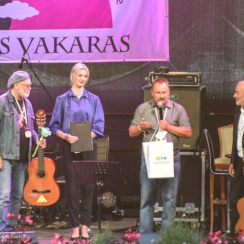 """Ankykščiuose baigėsi dvyliktasis """"Purpurinis vakaras""""  © G. Pikutienės, J. Junevičiaus, V. Daraškevičiaus nuotr."""
