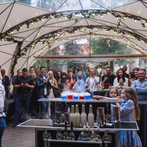 Birštone duris atvėrė naujas restoranas  © Organizatorių nuotr.