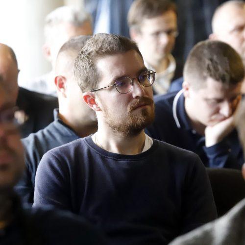 Kaune surengtas kasmetinis bendruomenės futbolo klubų susitikimas   © Laimučio Brundzos nuotr.
