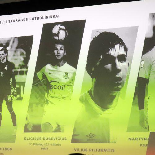 Kaune surengtas kasmetinis bendruomenės futbolo klubų susitikimas