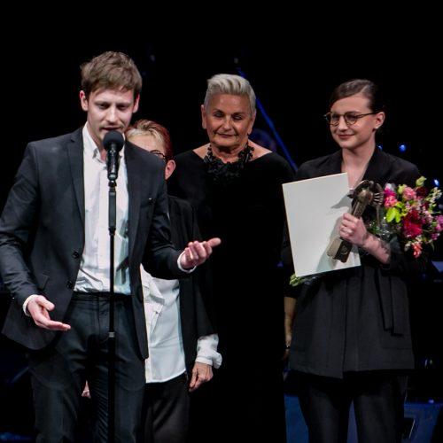 "Kauno teatralų apdovanojimai ""Fortūnos"" (2018  © Vilmanto Raupelio nuotr."
