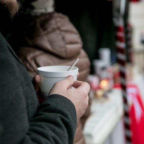 Maltiečių sriubos karavanas  © Vilmanto Raupelio nuotr.