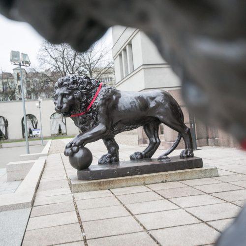 81-as Liūtų gimtadienis Karo muziejuje