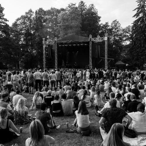 """""""Cigarettes After Sex"""" koncertas Vilniuje"""