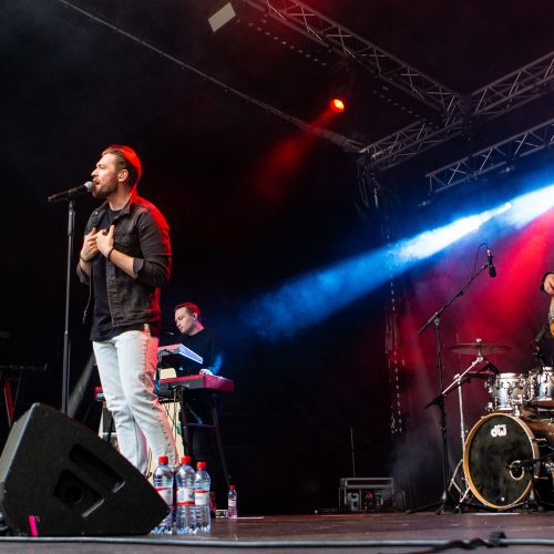 J. Veklenko koncertas Vilniuje  © P. Peleckio / Fotobanko nuotr.