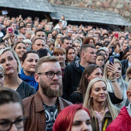 J. Jaručio koncertas Trakuose  © G. Skaraitienės / Fotobanko nuotr.