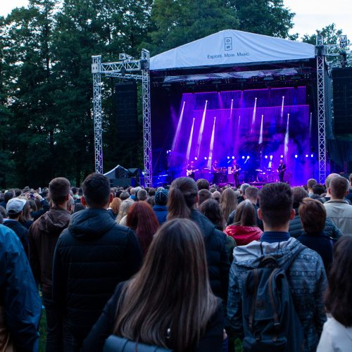 """""""Franz Ferdinand"""" koncertas Vilniuje  © P. Peleckio / Fotobanko nuotr."""