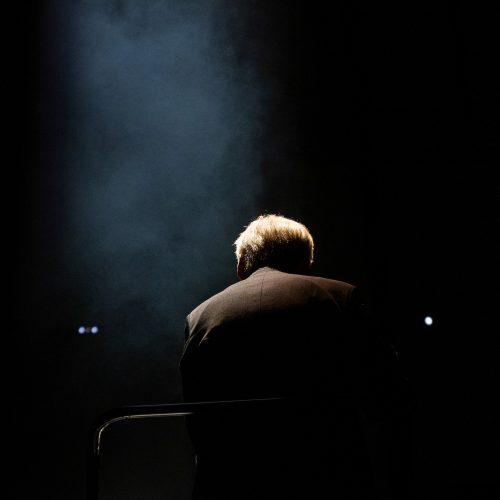 """Ten Walls"" ir Lietuvos valstybinio simfoninio orkestro koncertas  © P. Peleckio / Fotobanko nuotr."