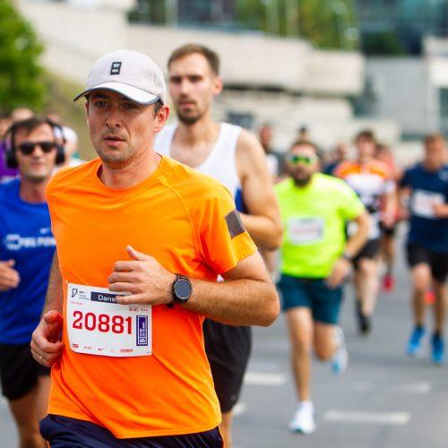 """""""Danske Bank Vilniaus maratonas 2019""""  © I. Gelūno / Fotobanko nuotr."""