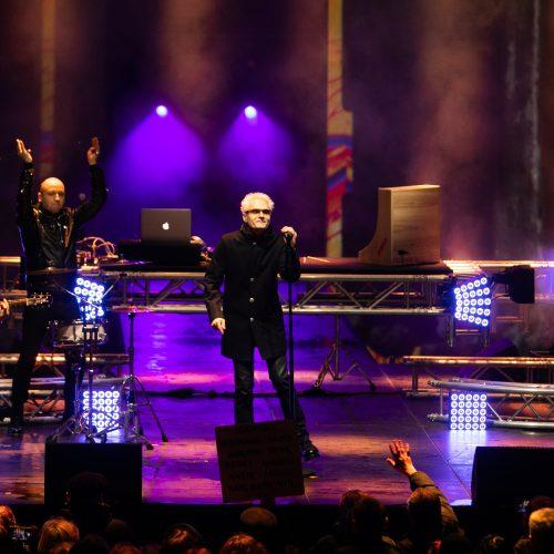 "Koncertas ""Laisvės banga: nuo Vilniaus iki Berlyno""  © I. Gelūno / Fotobanko, D. Labučio / ELTOS nuotr."