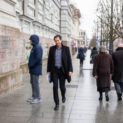 "Teisme – ""MG Baltic"" byla  © I. Gelūno / Fotobanko nuotr."