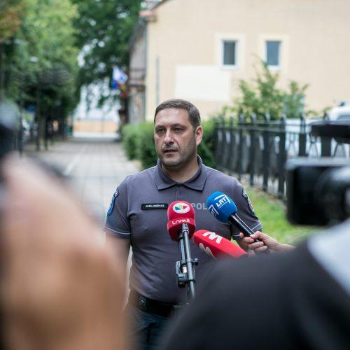 Komentaras dėl įvykio Jonavos rajono policijos komisariate