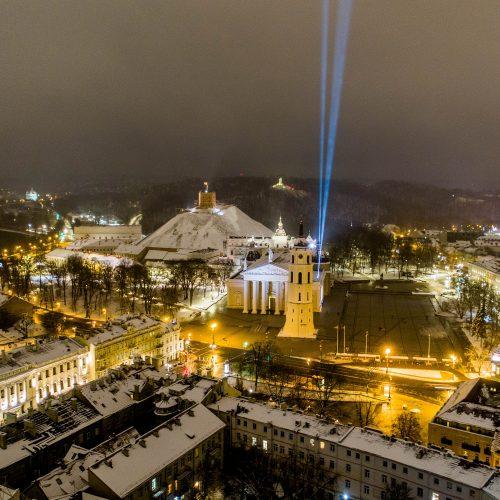 Sausio 13-osios išvakarės Vilniuje