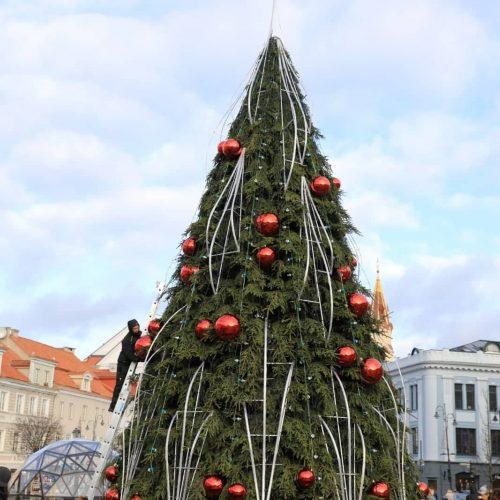 Tarptautinė Kalėdų labdaros mugė Vilniuje  © S. Žiūros, I. Gelūno / Fotobanko nuotr.