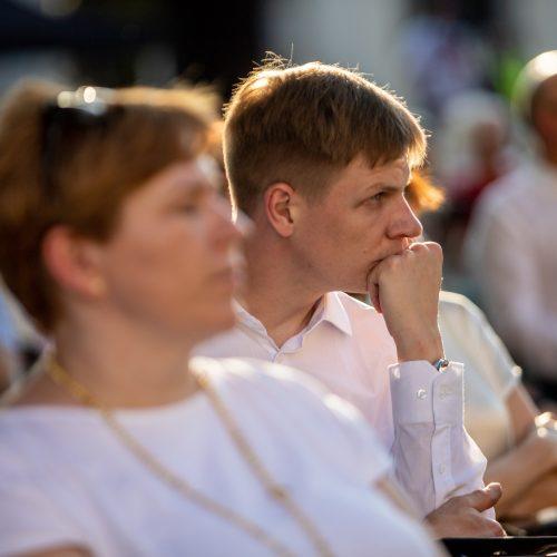 Prasidėjo XXVI Pažaislio muzikos festivalis  © Justinos Lasauskaitės nuotr.