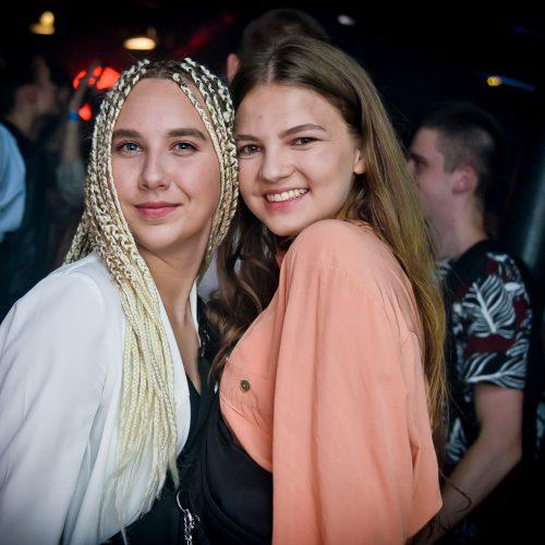 "Naktinės linksmybės ""Taboo"" klube  © tomasfoto.lt nuotr."