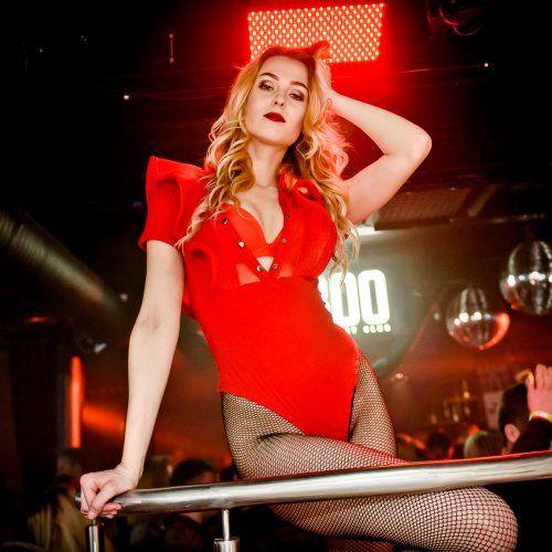 "Audringa penktadienio naktis ""Taboo"" klube  © tomasfoto.lt nuotr."