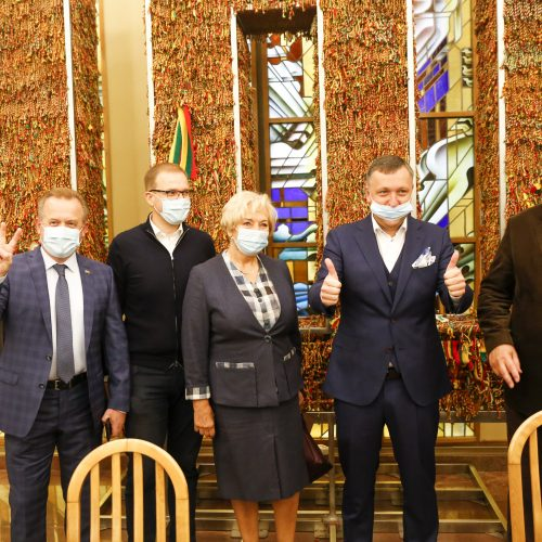 Paaiškėjo partijų rinkimų numeriai  © M. Morkevičiaus / ELTOS nuotr.