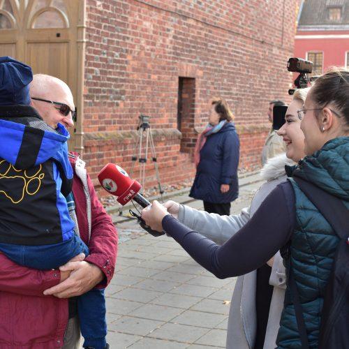 Kardinolo S. Tamkevičiaus Padėkos Mišios  © Laimučio Brundzos ir Mindaugo Meilučio nuotr.