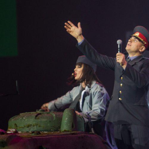 "Humoro šou ""Zero Live Show""   © Pauliaus Peleckio/Fotobankas nuotr."