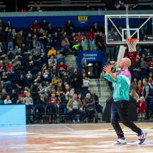 """Europos taurė: """"Rytas"""" – """"Uniks"""" 81:87  © P.Paleckio/Fotobankas nuotr."""