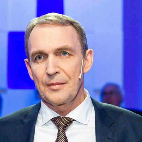 Kandidatų į prezidentus debatai  © I.Gelūno /Fotobanko nuotr.
