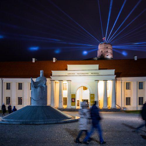Vilniaus šviesų festivalis  © I. Gelūno/Fotobanko nuotr.