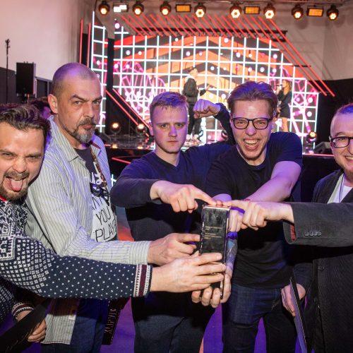 KLIPVID apdovanojimų ceremonija  © I. Gelūno/Fotobanko nuotr.