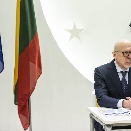 Europos komisijos ataskaitos pristatymas  © P.Peleckio/Fotobanko nuotr.